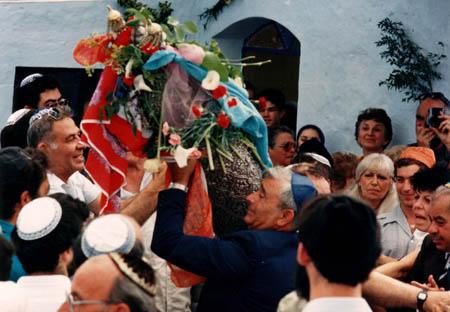 יוסף עבו עברון, דור חמישי למסורת, 1987